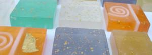 Aprender cómo hacer jabón de glicerina casero