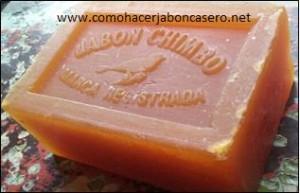 jabón casero a base de pastillas Chimbo 1