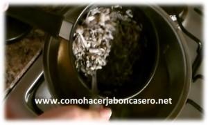 jabón casero de Cafe 1