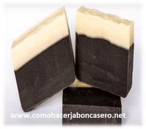 jabón casero de Chocolate 4