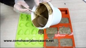 jabón casero de arcilla verde 1