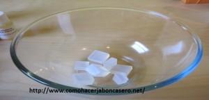 jabón casero de sal del himalaya 1