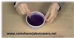 jabón casero de semilla de amapola 3